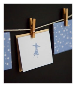 Itty Bitty Doll Cards